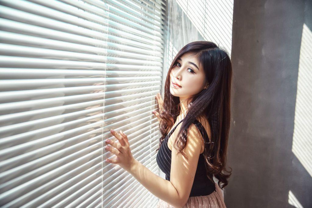 young Korean girl