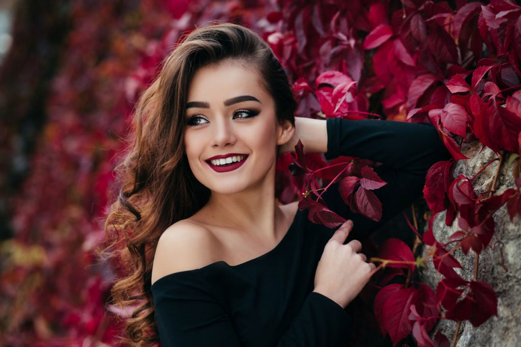 sensuale Ukrainian girl
